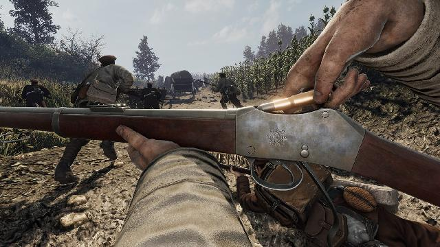 Tannenberg screenshot 28711