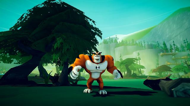 Ben 10 Power Trip! screenshot 31058