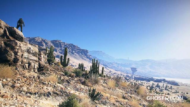 Tom Clancy's Ghost Recon: Wildlands screenshot 3506