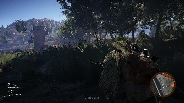 Tom Clancy's Ghost Recon: Wildlands screenshot 9719