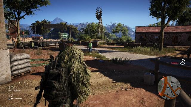 Tom Clancy's Ghost Recon: Wildlands screenshot 9721