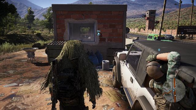 Tom Clancy's Ghost Recon: Wildlands screenshot 9723
