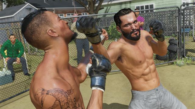 EA Sports UFC 4 screenshot 28949