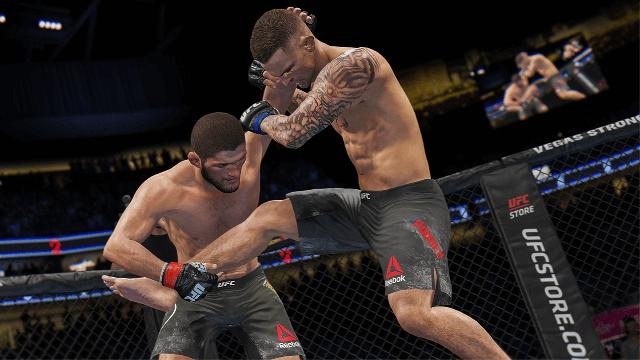 EA Sports UFC 4 screenshot 28947