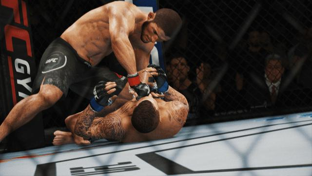 EA Sports UFC 4 screenshot 28948