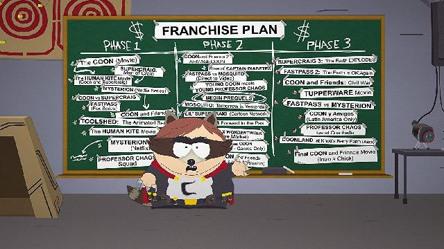 South Park: The Fractured but Whole screenshot 9777