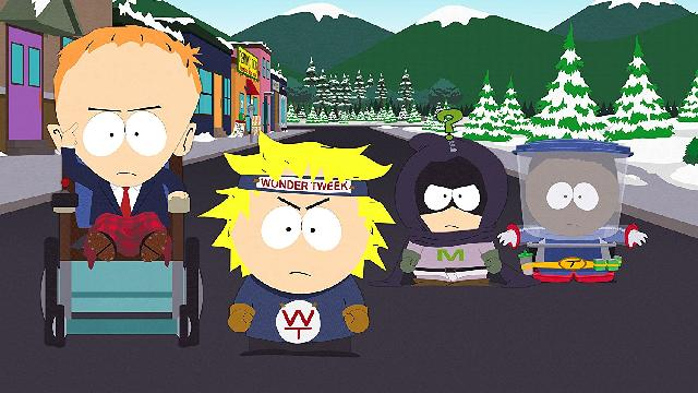 South Park: The Fractured but Whole screenshot 9778