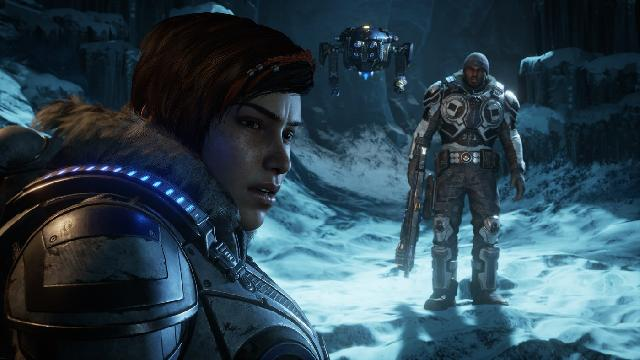 Gears 5 - Operation 4: Brothers in Arms screenshot 29005