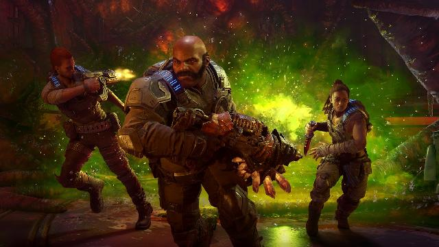 Gears 5 - Operation 4: Brothers in Arms screenshot 29011