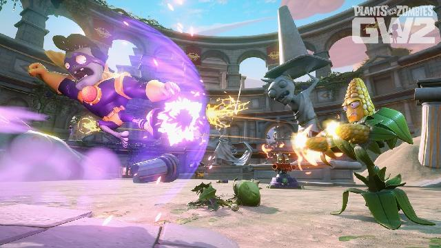 Plants vs Zombies: Garden Warfare 2 screenshot 3520