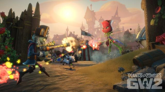 Plants vs Zombies: Garden Warfare 2 screenshot 3521