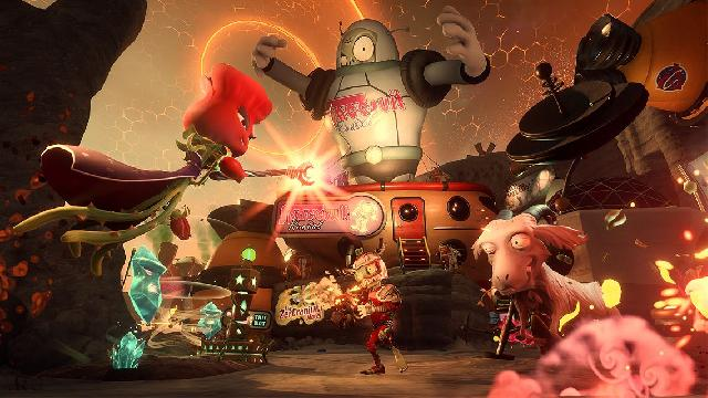 Plants vs Zombies: Garden Warfare 2 screenshot 6234