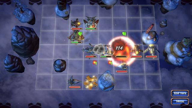 Steam Tactics screenshot 29090