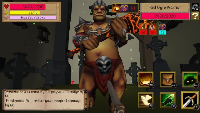 Dungeon Scavenger screenshot 29429