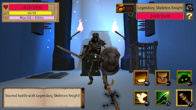 Dungeon Scavenger screenshot 29430