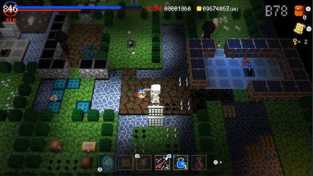 Dungeon and Gravestone screenshot 29437