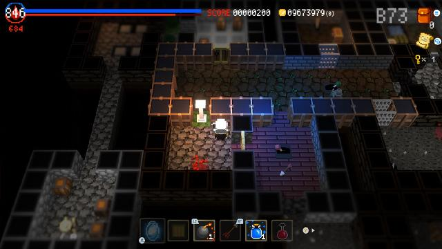 Dungeon and Gravestone screenshot 29442