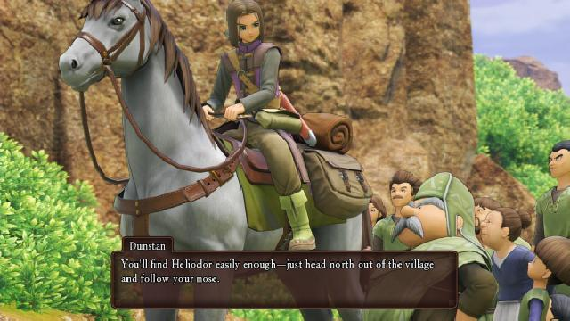 Dragon Quest XI S: Echoes of an Elusive Age - Definitive Edition screenshot 29468