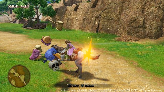Dragon Quest XI S: Echoes of an Elusive Age - Definitive Edition screenshot 32346