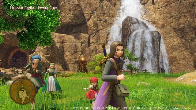 Dragon Quest XI S: Echoes of an Elusive Age - Definitive Edition screenshot 32348