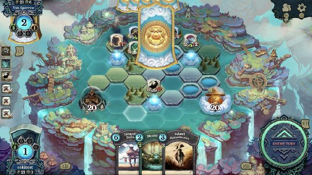 Faeria screenshot 29604