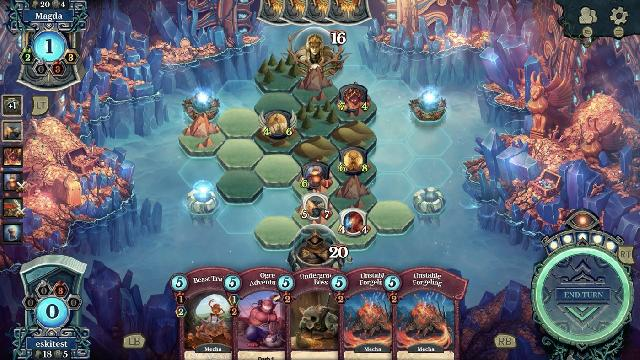 Faeria screenshot 29611