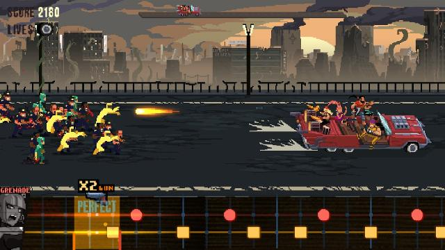 Double Kick Heroes screenshot 29813