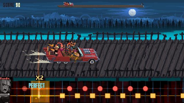 Double Kick Heroes screenshot 29809