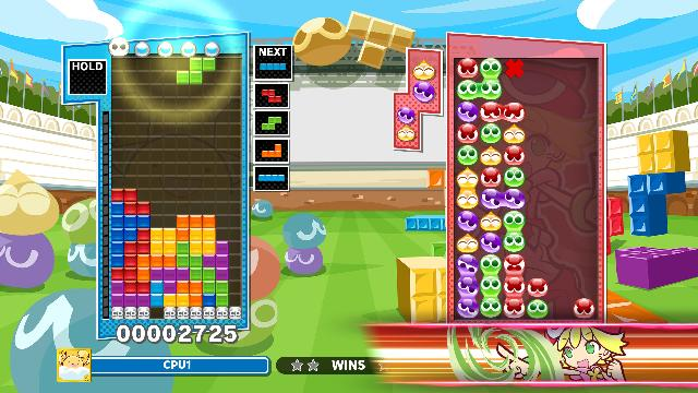 Puyo Puyo Tetris 2 screenshot 30273