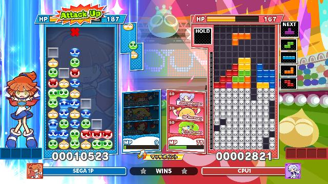 Puyo Puyo Tetris 2 screenshot 30275