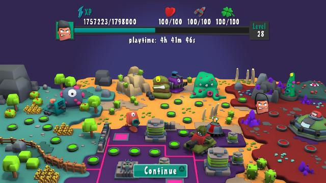 MonsterBlast screenshot 30472