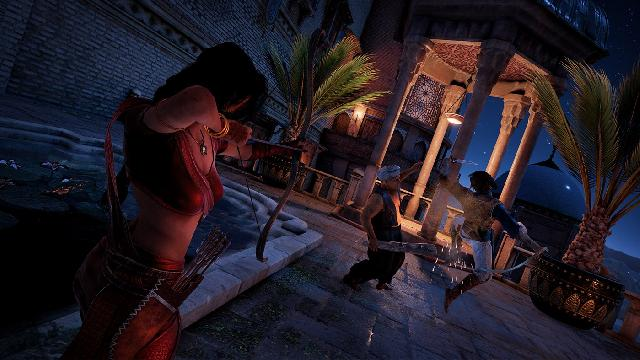 Prince of Persia: The Sands of Time Remake screenshot 30544