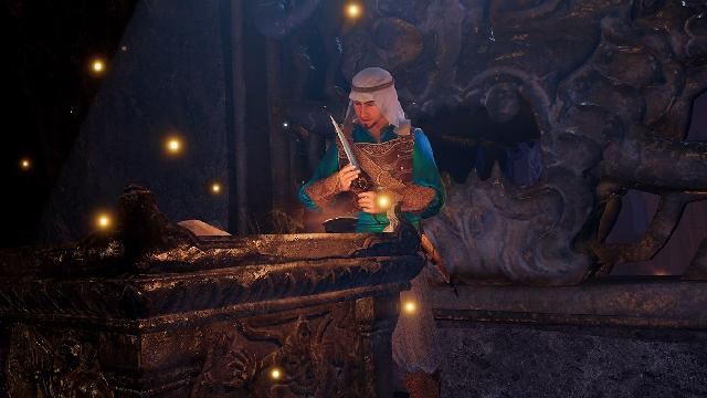 Prince of Persia: The Sands of Time Remake screenshot 30545