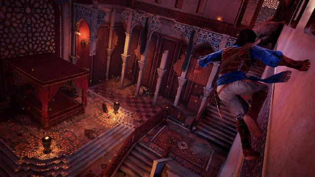 Prince of Persia: The Sands of Time Remake screenshot 30548