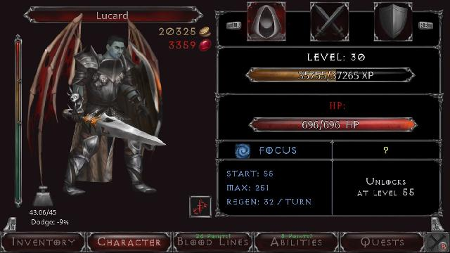 Vampire's Fall: Origins screenshot 30577