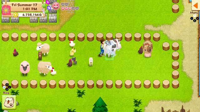 Harvest Moon: Light of Hope Special Edition Complete screenshot 30613