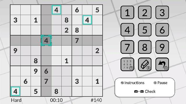 Word Sudoku by POWGI screenshot 30834