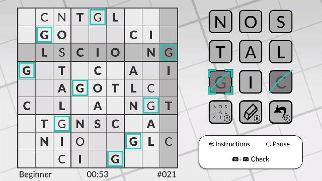 Word Sudoku by POWGI screenshot 30835