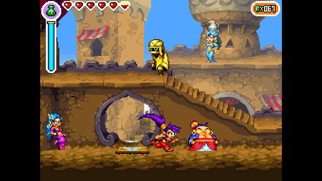 Shantae: Risky's Revenge - Director's Cut screenshot 30980