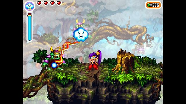 Shantae: Risky's Revenge - Director's Cut screenshot 30977