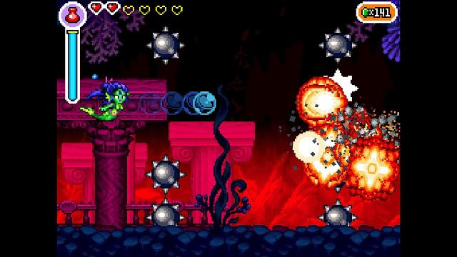 Shantae: Risky's Revenge - Director's Cut screenshot 30982
