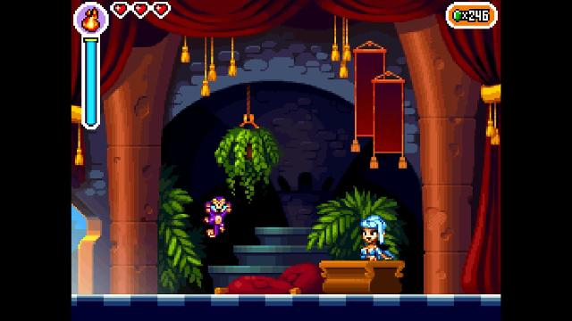 Shantae: Risky's Revenge - Director's Cut screenshot 30983