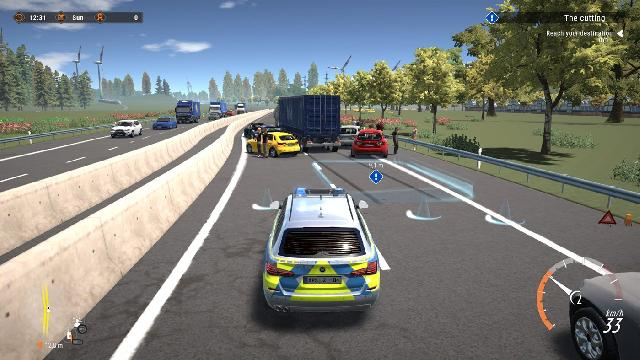 Autobahn Police Simulator 2 screenshot 31442