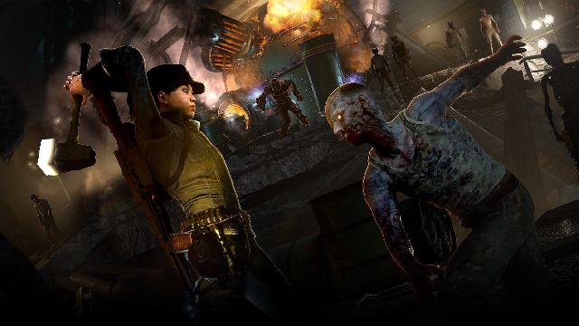 Zombie Army 4: Dead War - Mission 3: Deeper Than Hell screenshot 31468