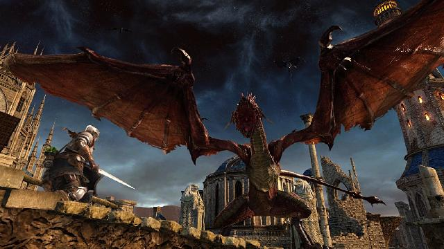 Dark Souls II: Scholar of the First Sin screenshot 2136