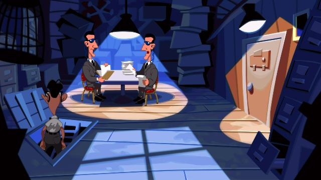Day of the Tentacle screenshot 31566