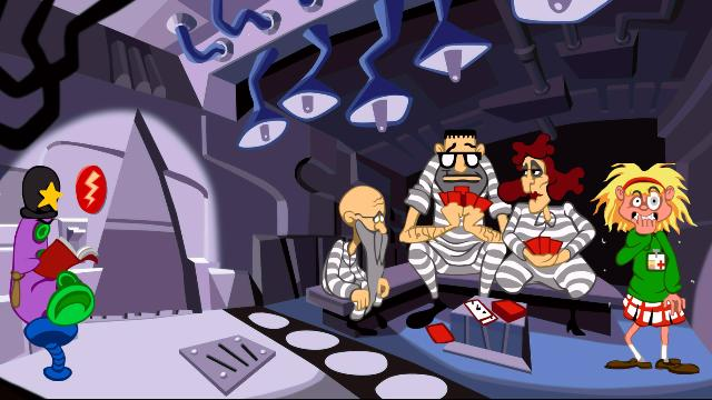 Day of the Tentacle screenshot 31562