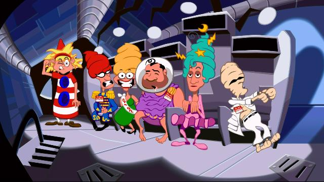 Day of the Tentacle screenshot 31567