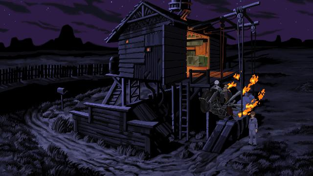 Full Throttle Remastered screenshot 31576