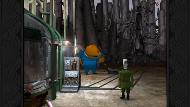 Grim Fandango Remastered screenshot 31582